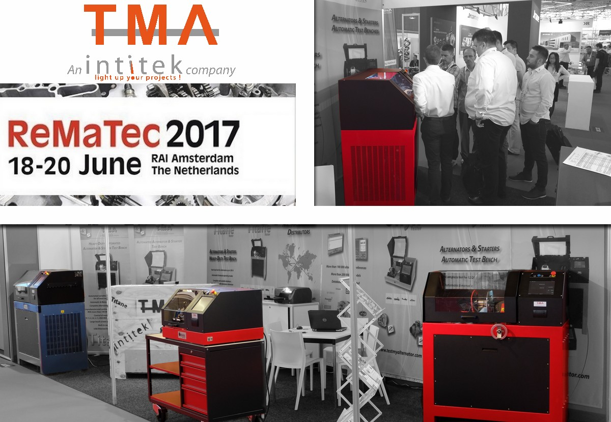 Article TMA salon REMATEC 2017